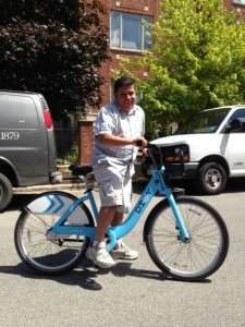 Roger On A Divvy