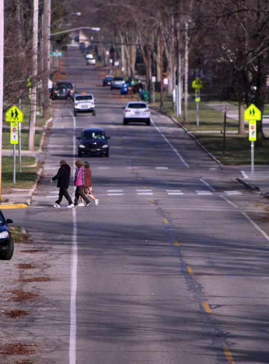 Central Michigan University is redesigning its campus, as millennials rethink their use of cars.