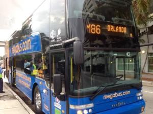 megabus orlando