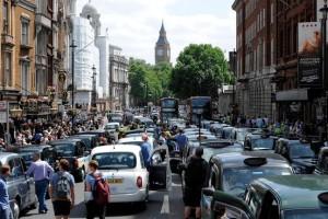london uber